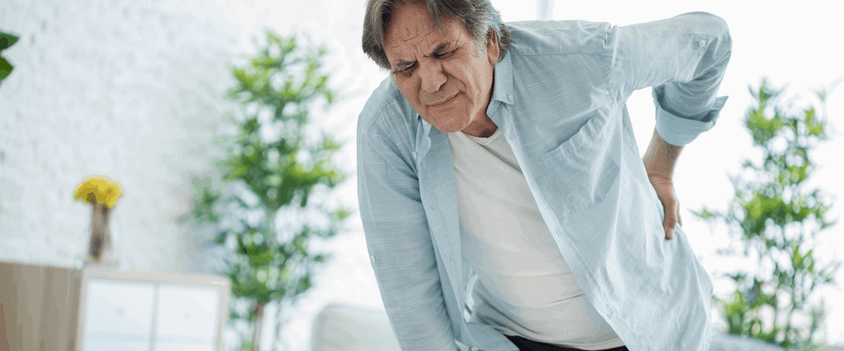 back pain management during your final days