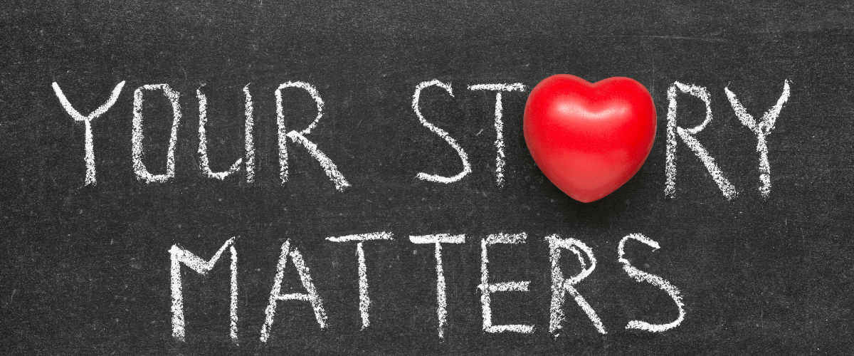 your individual story matters to our medical staff