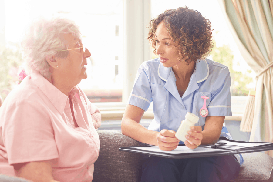 Hospice Care in Richardson